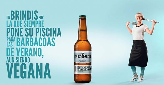 Cerveza mediterránea Er Boquerón Xàtiva
