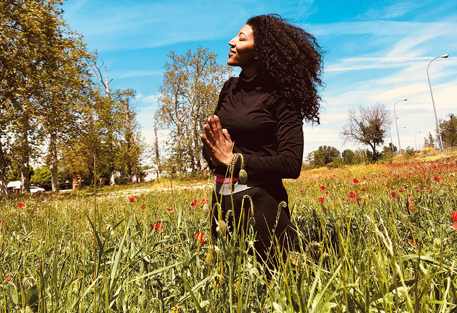 Bikie Owona Mendo. Una fuente espiritual