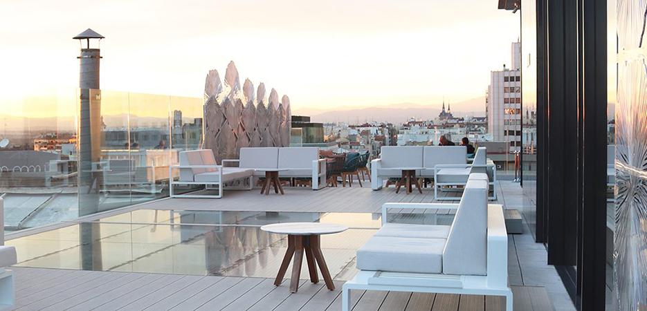 Las Mejores Terrazas De Madrid La Moda En Las Calles