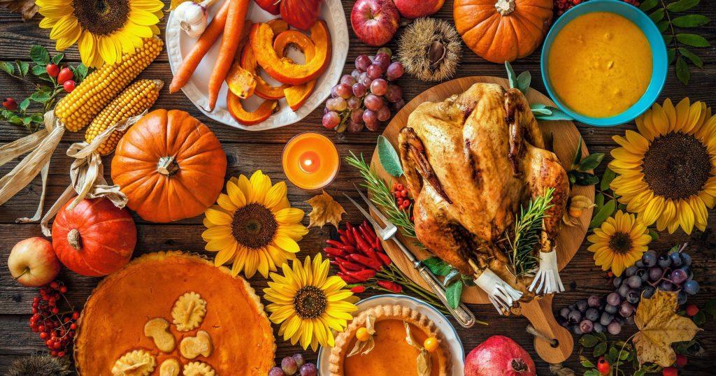 Día de Acción de Gracias, hagamos la compra