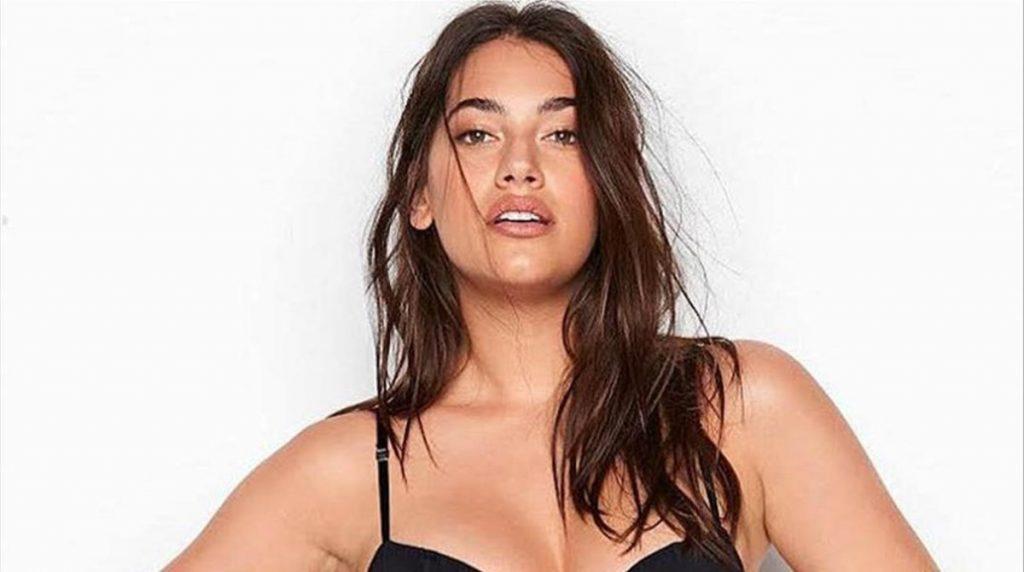 La modelo más polémica de Victoria's Secret, Lorena Durán