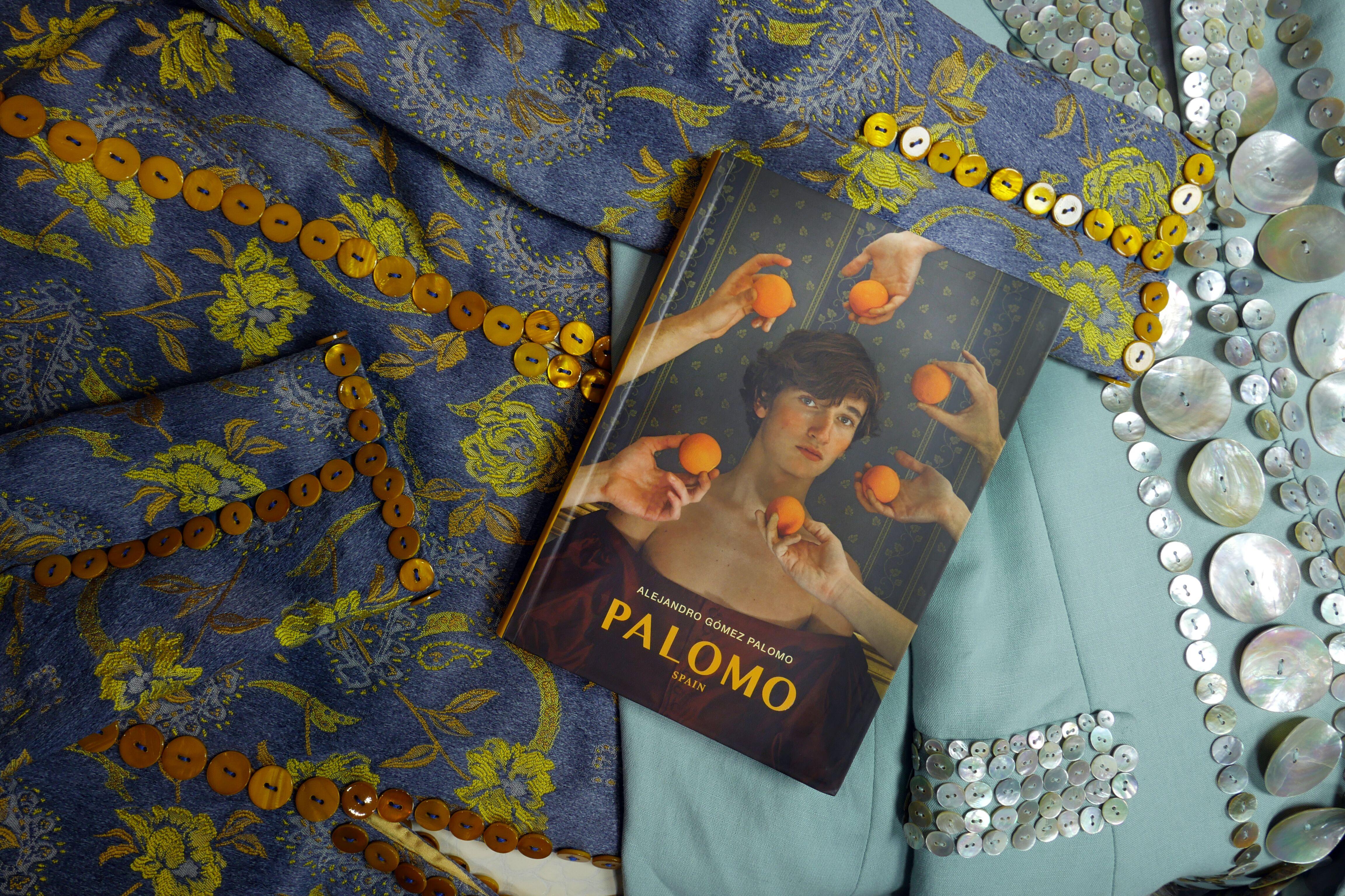 ¡Palomo Spain lanza su primer libro!