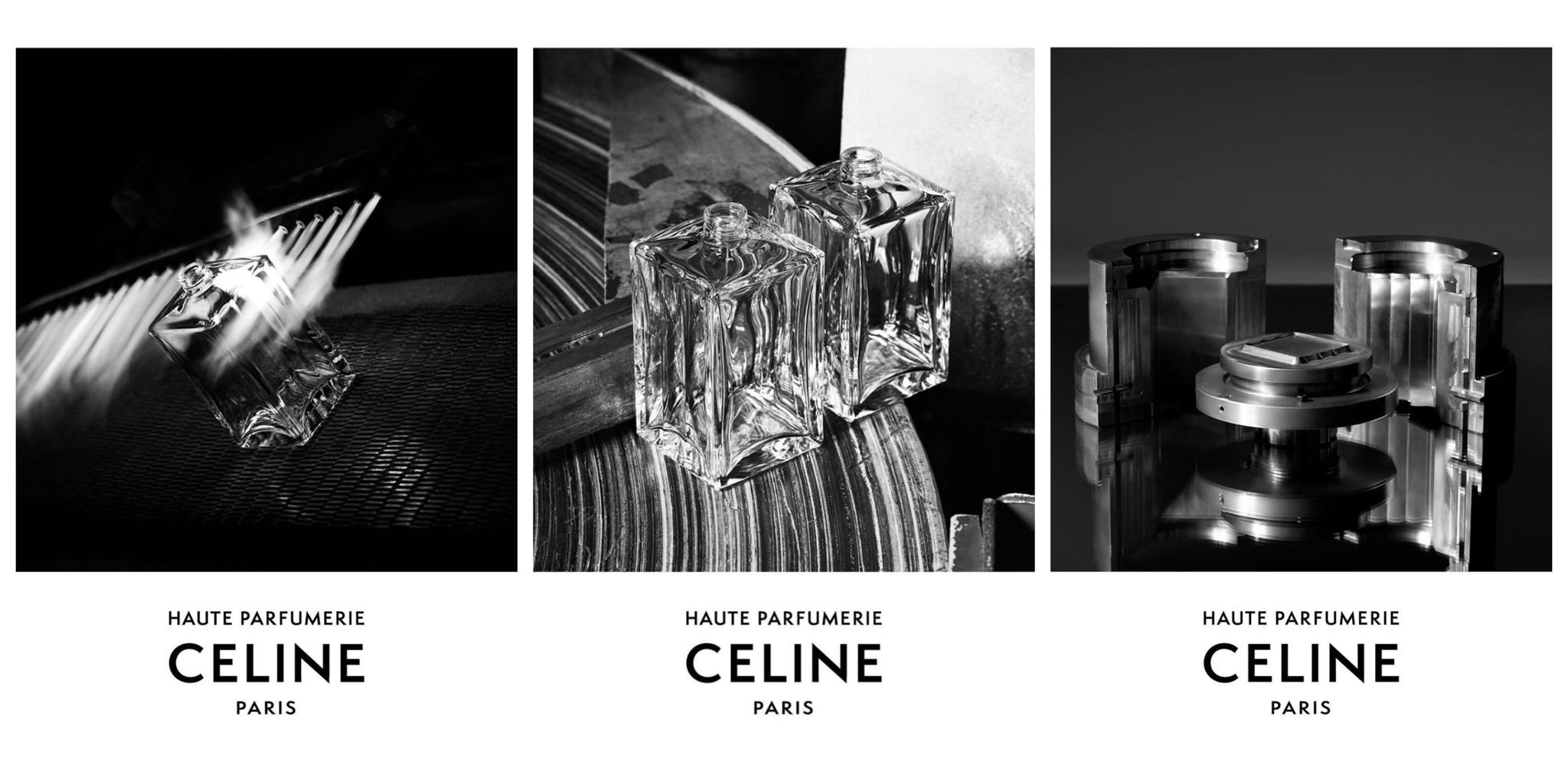 Los 11 perfumes de Celine