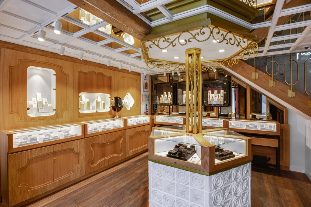 Aristocrazy inaugura una nueva tienda en el barrio más trendy (y parisino) del momento: Le Marais