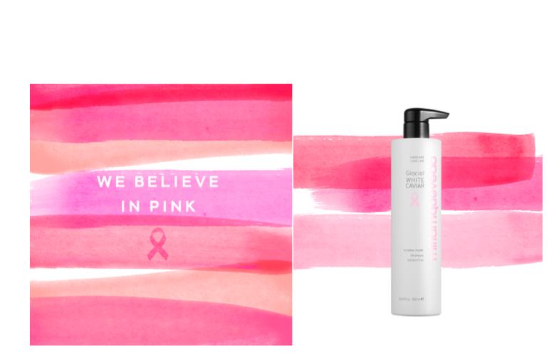 La marca Miriam Quevedo se tiñe de rosa para luchar contra el cáncer de mama