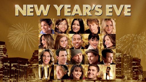 New Year's Eve o Noche de fin de año
