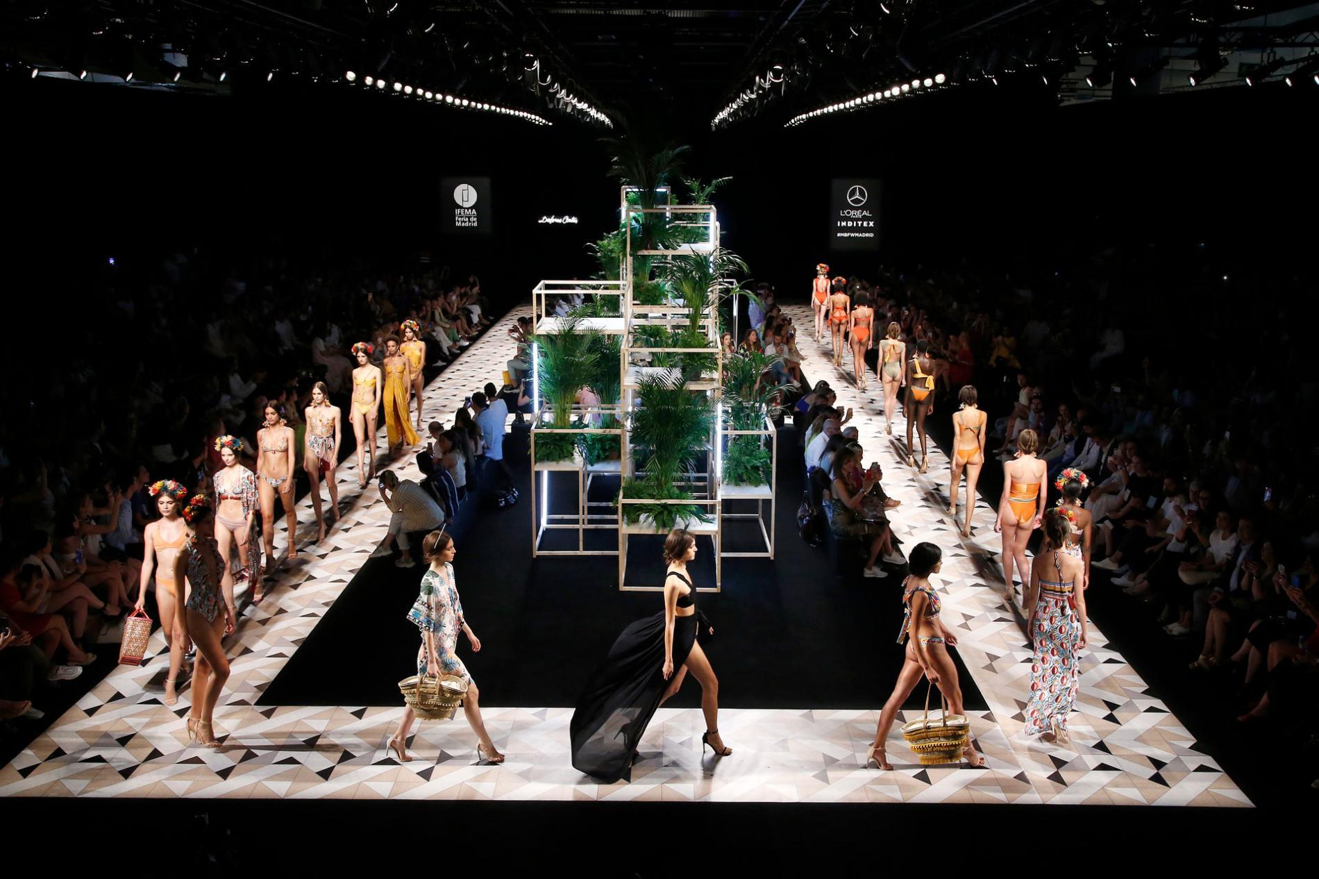 La Semana de la Moda de Madrid y su conexión directa con el arte