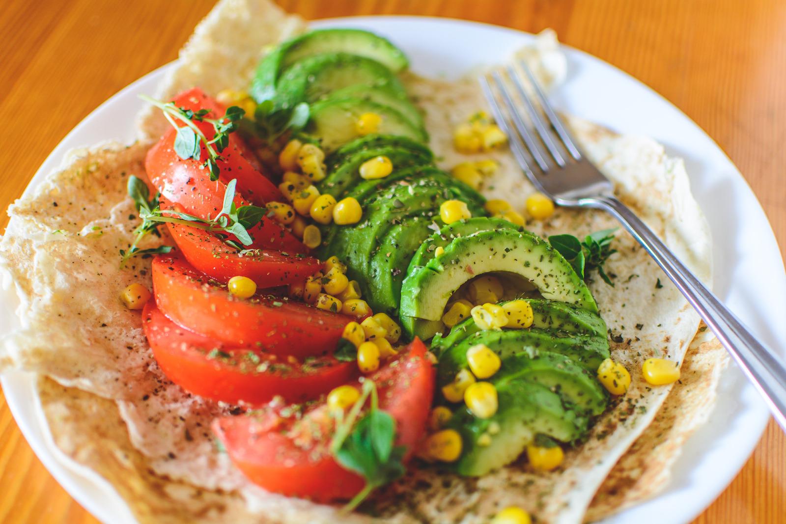 Rico, fácil y delicioso. ¡Así son las recetas veganas!