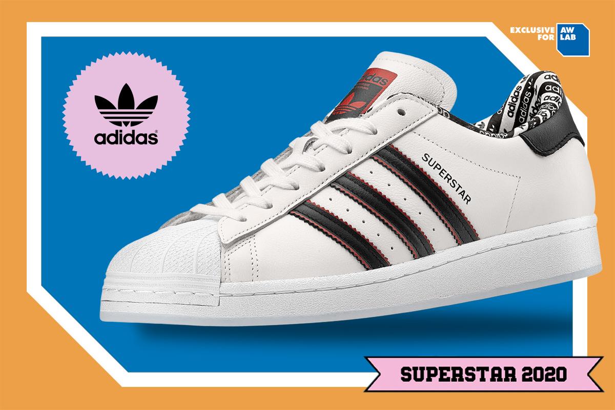 El homenaje a la historia de la marca de las nuevas Adidas Superstar