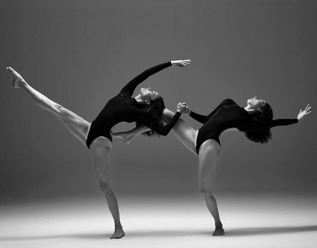 AllSisters celebra el cuerpo femenino y su movimiento con Chin Twins