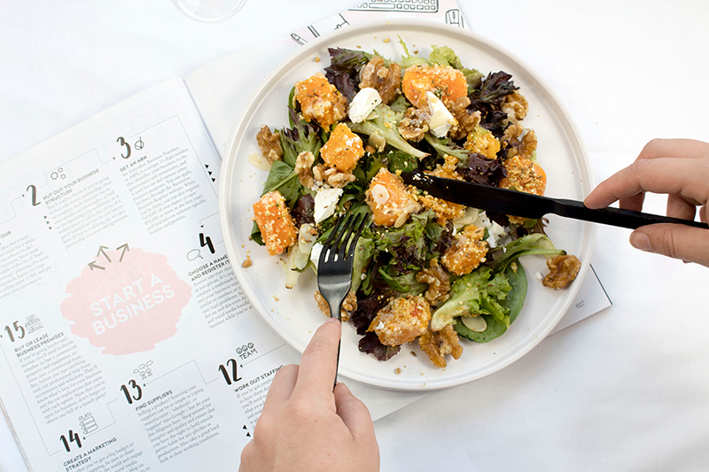 Analiza qué comes…, y te diremos cómo sentirte mucho mejor