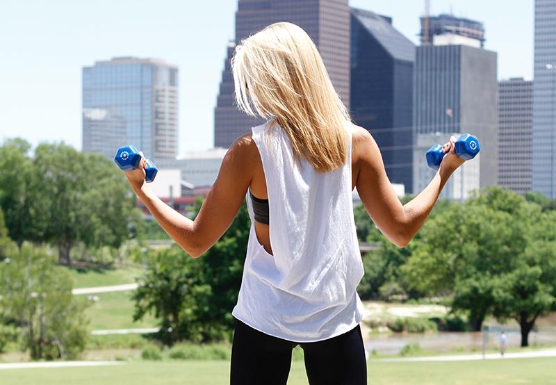 Ejercicios (más allá del running) que practicar al aire libre