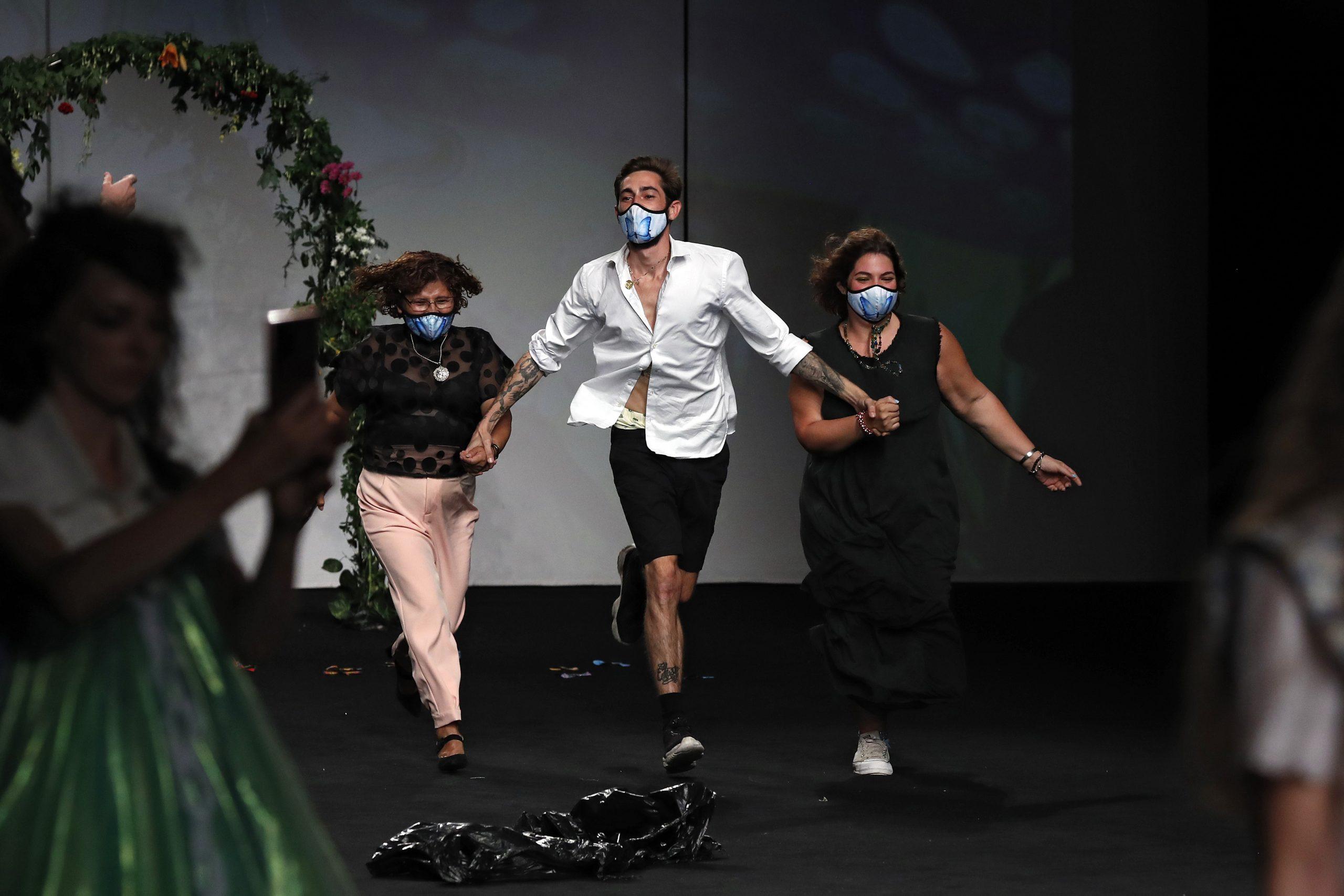 Robber Rodríguez, ganador de la nueva edición Samsung Ego 2020
