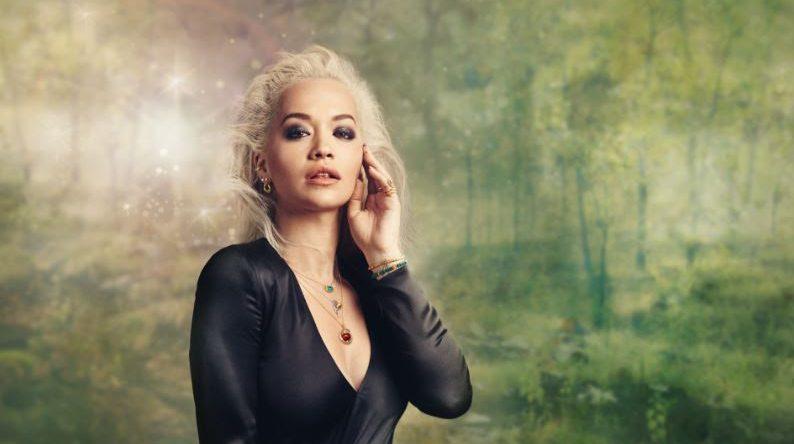 THOMAS SABO x Rita Ora redescubren la magia del invierno