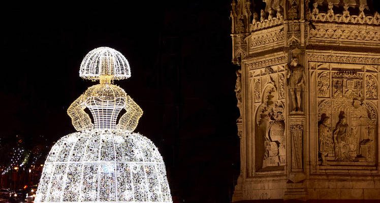 ACME y el ayuntamiento de Madrid colaboran para una Navidad única