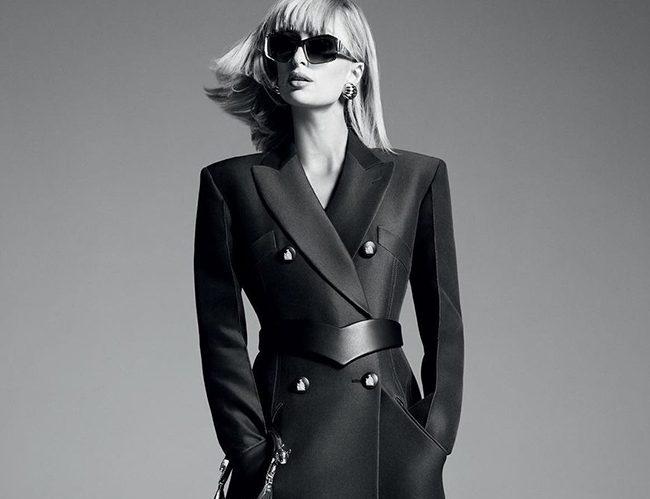 Paris Hilton Lanvin