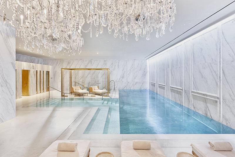 Mandarin Oriental Ritz estrena Spa – y lo hace junto a TBC